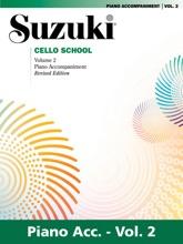 Suzuki Cello School - Volume 2 (Revised)