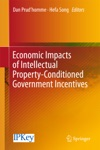 Economic Impacts Of Intellectual Property-Conditioned Government Incentives