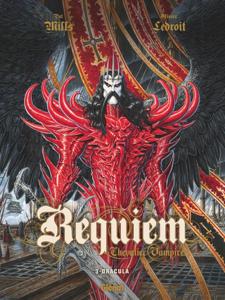 Requiem - Tome 03 La couverture du livre martien