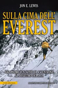 Sulla cima dell'Everest Libro Cover