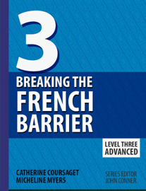 Breaking the French Barrier Level 3