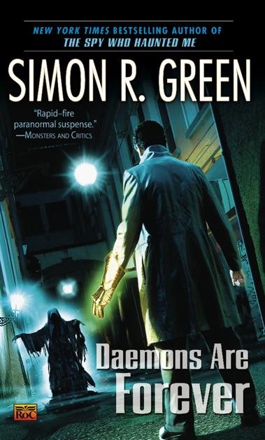 Daemons Are Forever By Simon R Green On Apple Books