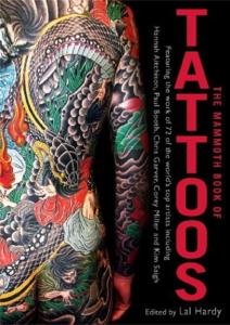 The Mammoth Book of Tattoos Copertina del libro