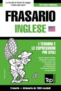 Frasario Italiano-Inglese e dizionario ridotto da 1500 vocaboli da Andrey Taranov