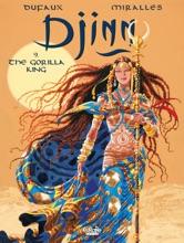 Djinn - Volume 9 - The Gorilla King
