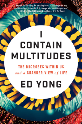 I Contain Multitudes - Ed Yong book