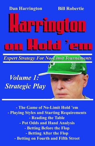 Dan Harrington & Bill Robertie - Harrington on Hold 'em