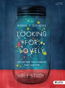 Looking for Lovely - Bible Study Book Cover