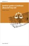 Justcia I Poder A Catalunya Abans De Lany Mil