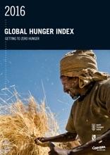 2016 Global Hunger Index