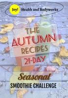 The Autumn Recipes