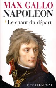 Napoléon - Tome 1 La couverture du livre martien