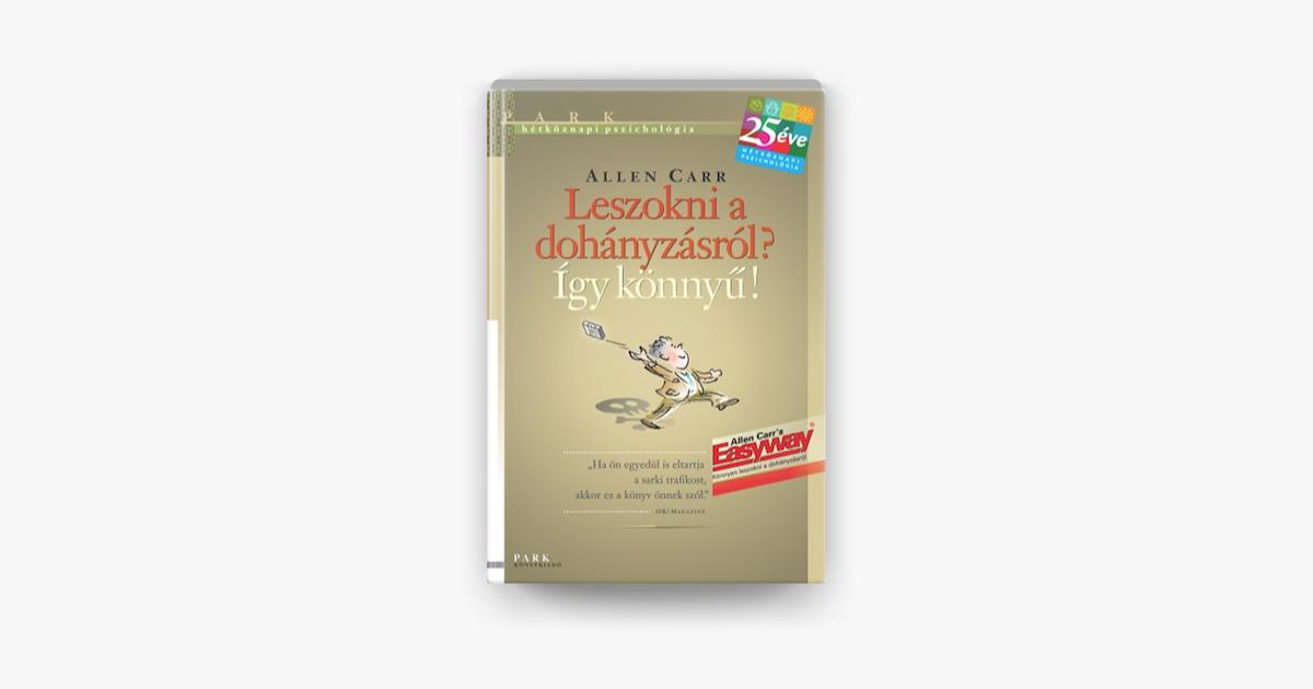 elolvasni egy könyvet és leszokni a dohányzásról
