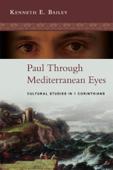 Paul Through Mediterranean Eyes Book Cover
