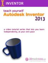 Teach Yourself Autodesk Inventor 2013