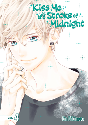 Kiss Me At the Stroke of Midnight Volume 4 - Rin Mikimoto book