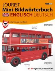 JOURIST Mini-Bildwörterbuch Englisch-Deutsch