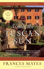 Under the Tuscan Sun - Frances Mayes Book