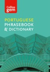 Collins Portuguese Phrasebook And Dictionary Gem Edition