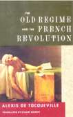 The Old Regime and the French Revolution Book Cover