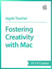 Apple Education - Fostering Creativity with Mac OS X El Capitan artwork
