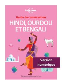 Guide de conversation Hindi, ourdou et Bengali - 3ed
