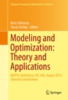 Modeling And Optimization Theory And Applications