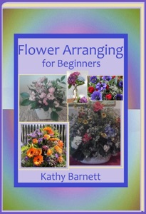 Flower Arranging for Beginners Book Cover