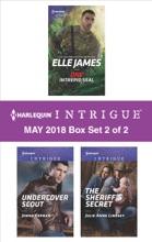 Harlequin Intrigue May 2018 - Box Set 2 Of 2