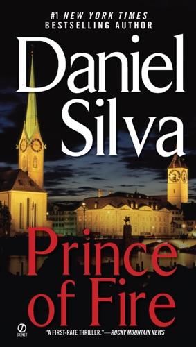 Prince of Fire - Daniel Silva - Daniel Silva