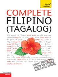 Complete Filipino (Tagalog) Beginner to Intermediate Book and Audio Course book