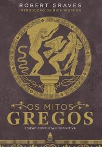 Box Os mitos gregos de Robert Graves, Nova Fronteira & Ana Carla Souza Capa de livro
