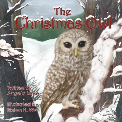 The Christmas Owl - Angela Muse book