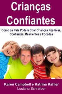Crianças Confiantes Book Cover