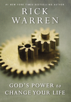 Rick Warren - God's Power to Change Your Life artwork