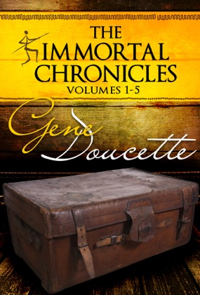 The Immortal Chronicles, Vol 1 - 5