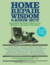 Home Repair Wisdom  Know-How