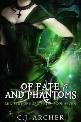Of Fate and Phantoms - C.J. Archer book
