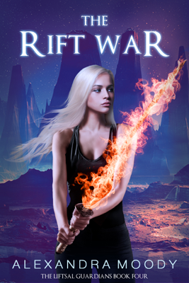 The Rift War - Alexandra Moody book