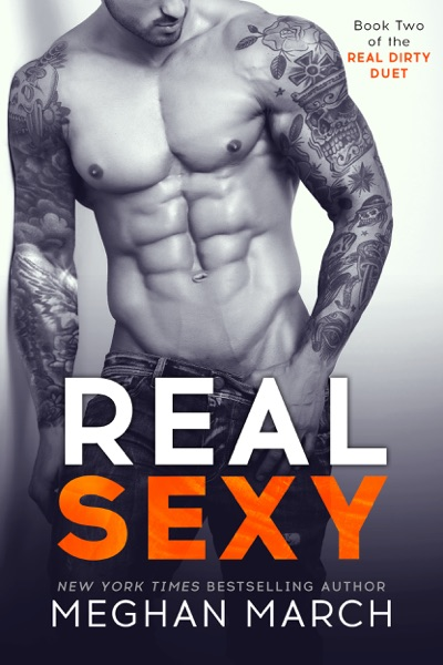 Real Sexy - Meghan March book cover