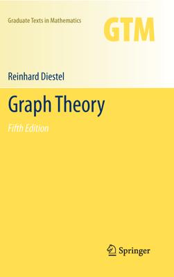 Graph Theory, 5th edition (2016/17) - Reinhard Diestel book