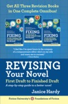 Revising Your Novel First Draft To Finish Draft Omnibus