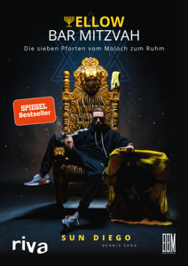 Yellow Bar Mitzvah Buch-Cover
