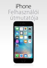 Felhasználói útmutató iOS 9.3 rendszerű iPhone-hoz