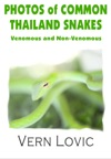 Photos Of Common Thailand Snakes Venomous And Non-Venomous