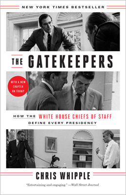 The Gatekeepers - Chris Whipple book