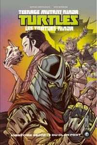 L'histoire secrète du clan Foot La couverture du livre martien