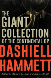The Giant Collection of the Continental Op book