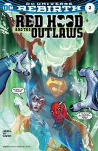 Red Hood And The Outlaws (2016-2020) #3