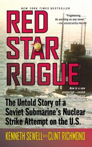 Red Star Rogue La couverture du livre martien